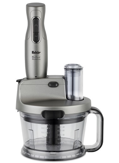 Fakir Mr Chef Quadro 1000 W Blender Seti Silver Stone Antrasit